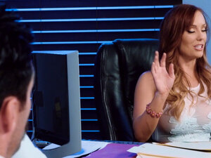 Dani Jensen In Underpaid Overworked And Completely