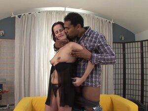 Horny pornstar in crazy brazilian, interracial