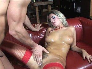 Daria Glower in Big Phat Wet Natural Titties