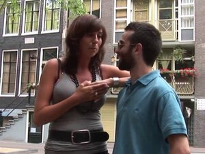 Real amsterdam hooker screwed doggystyle