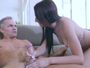 Jessica Jones having a hard cock inside her warm