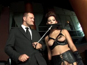 PinkoHD XXX video: Coco Charnelle Two for her,