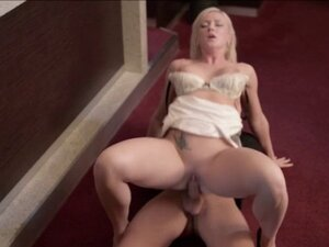 Stunning luscious tits Victoria let dude rammed