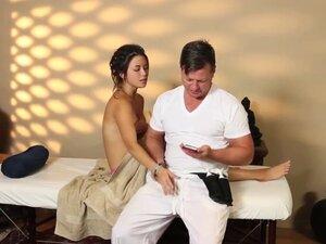 FANTASY MASSAGE - Massage amateur getting plowed