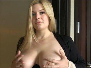 Boob Play & Masturbation Video - DanielleFtv
