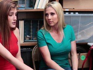 Christie Stevens And Nina Nirvana in Case No