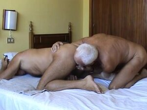 Two sexy studs fuck their arses until they both