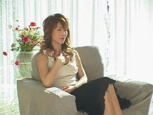 First Anal On Retirement, Well normally Naho Ozawa