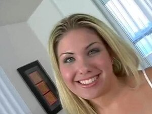 Luscious blonde sweetie aubrey addams does porn