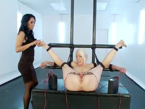 Electric Anal Speculum! Lorelei Lee Submits to