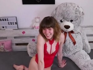 MyDirtyHobby- Cute teen blows her new toy for the