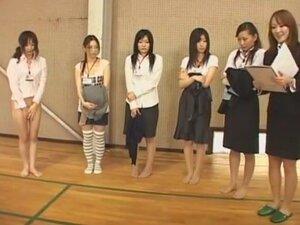 Exotic Japanese chick in Amazing Sports JAV scene