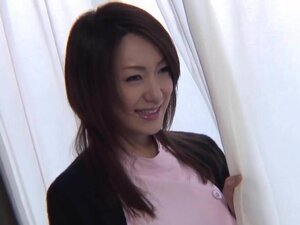 Manami Osawa's New Job (Uncensored JAV)