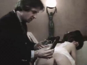 Horny doctor treats patients with his hard cock