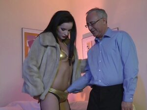 He can't stop fingering and fucking her shaved
