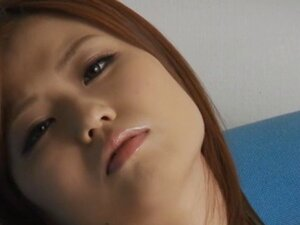 Asian maid lusty toying