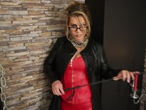 The MISTRESS in HER dungeon