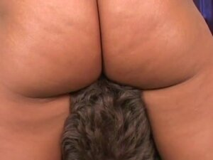 Only Sandra Romaine Can Make her Slave Cum with