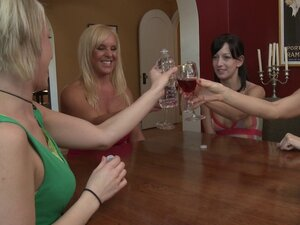 Milf introduces a college cutie to the joys of