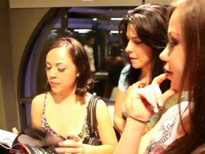 Kristina Rose, Giola Biel, Danica Dillon in The