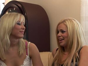 Crazy pornstars Karlie Simon and Alicia Rhodes in