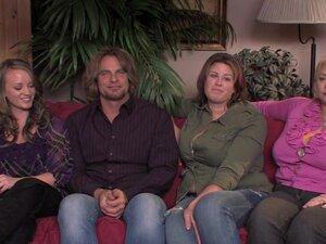 Lisa Sparxxx in Sister Wives XXX: A Porn Parody -