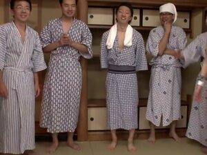 Best Japanese slut in Crazy HD, Group Sex JAV clip