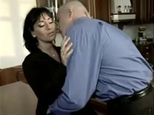Busty French gal gets pounded in her petty cunt