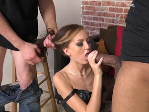Cuckold watching his Hotwife Kendra Cole Taking A