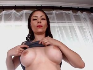 Exotic mother I'd like to fuck Angelica Blew is a