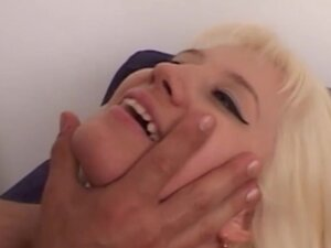 Hard Anal Treatment For Polish Blonde