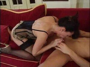Orgasmic french mature woman