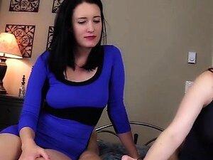 Hot mom pov blowjob with cumshot