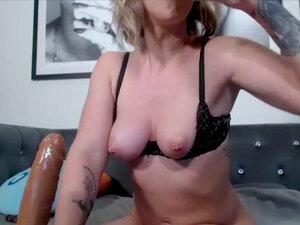 Camsoda - Blonde Jada Stevens in Super Solo Show