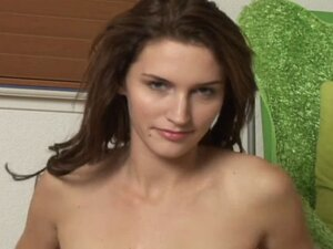 Really Pretty Girl Gives Wanking Instruction - By