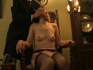 Gentlemen's party turned into a bizarre BDSM