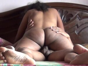 Desi housewife with round ass fucked hard