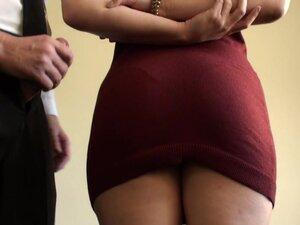 Redhead sub slut masturbating until orgasm,