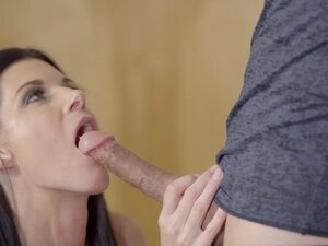 MomsTeachSex - Hot Step-Mom And Teen Get Messy