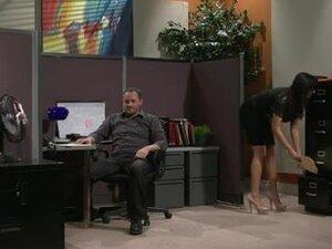 Tiffany Brookes - Office Sex,