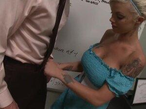 Hottest pornstar Delta White in best big tits,
