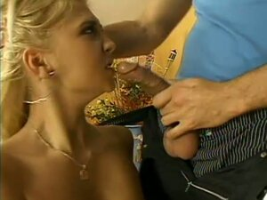 Romanian Whore Sucking And Fucking A Rich Man In
