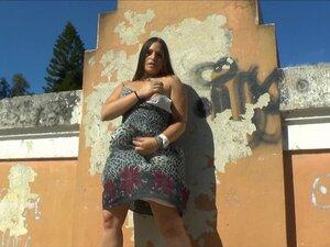 Milas wild public flashing and amateur latinas