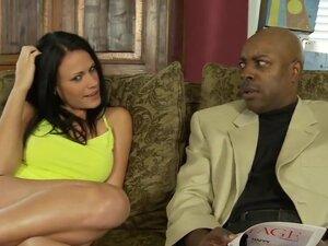 Exotic pornstar Ashli Ames in crazy interracial,