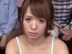 Exotic Japanese whore in Best Group Sex, Handjob