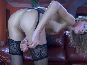 LacyNylons Video: Fiona A, Fiona A looks stunning