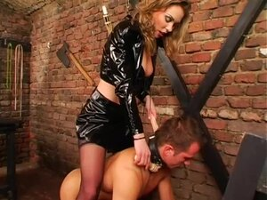 He gets to fuck his gorgeous mistress