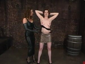 Kym Wilde and Rose in Whippedass Video