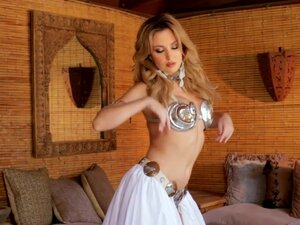 Exotic Dancer Video - AngelaSommers, Dressed all