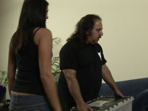 Cece Stone gets fucked by obese elderly guy Ron
